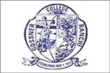 Gossner College - Ranchi