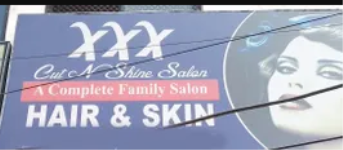 XXX Cut N Shine Salon - Mansarovar - Jaipur