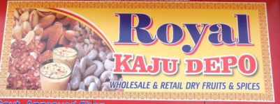 Royal Kaju Depo - Margao - Goa