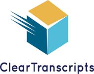 ClearTranscripts
