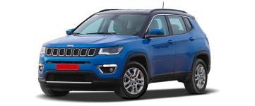 Jeep Compass 2017 Limited (O) 1.4 Petrol AT