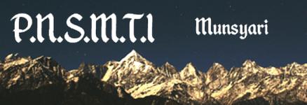Pandit Nain Singh Surveyor Mountaineering Training Institute - Munsyari