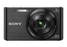 Sony DSC W830 Cybershot Point and Shoot Camera