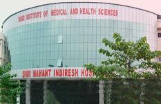 Shri Mahant Indiresh Hospital - Patel Nagar - Dehradun