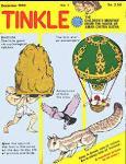 Tinkle Comic - Luis M. Fernandes