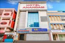 Hotel Anandam - Moudhapara - Raipur