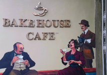 Bake House Cafe - Fort - Mumbai
