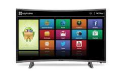 Mitashi 80.01 cm MiCE032v30 HS HD Ready Curved Smart LED TV