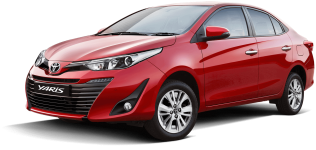Toyota Yaris VX