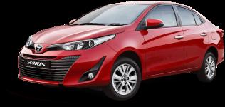 Toyota Yaris VX CVT