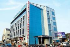 The Continental Hotel - Charbagh - Lucknow
