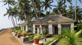 Palm Tree Bungalow - Varkala