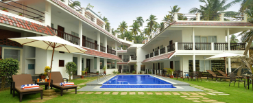 B Canti Boutique Beach Resort - Trivandrum