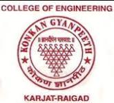 Konkan Gyanpeeth College of Engineering (KGCE) - Karjat