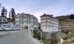 The Twin Tower - Shimla