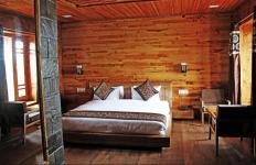Wooden Furnished Cottages - Shimla