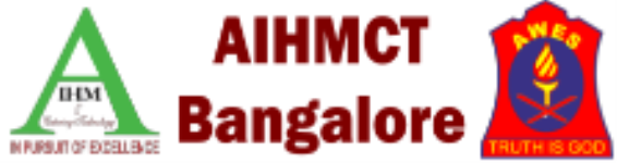Army Institute of Hotel Management and Catering Technology (AIHMCT) - Bangalore
