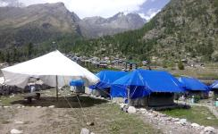 Kailash View Camp Rakcham - Kinnaur