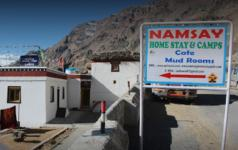 Namsay Home Stay & Camps - Lahaul and Spiti