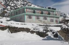 New Gyespa Hotel - Lahaul and Spiti