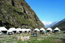 Sangam Camps - Lahaul and Spiti