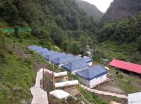 The Blue Camp - Barot - Mandi
