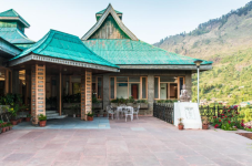 The Srikhand (HPTDC) - Sarahan