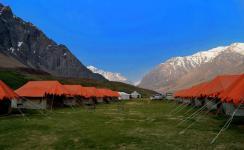 Goldrop Camps - Sarchu