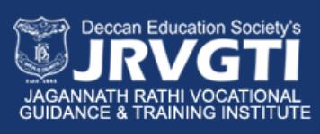 Jagannath Rathi Vocational Guidance and Training Institute (JRVGTI) - Pune