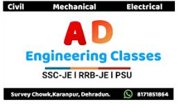 AD Engineering Classes - Dehradun