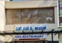 SLV Corner Restaurant - Basavanagudi - Bangalore