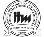 Institute for Technology and Management [ITM] - Chennai