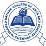 Mohamed Sathak AJ College of Arts and Science [MSAJCAS] - Chennai
