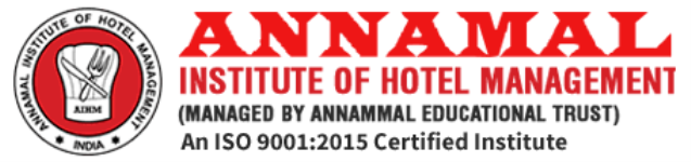 Annamal Institute of Hotel Management and Catering Technology - Chennai