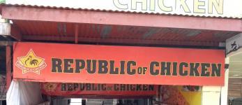 Republic Of Chicken - Sanjauli - Shimla