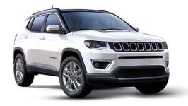 Jeep Compass Limited Plus Petrol AT