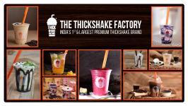 The Thick Shake Factory - Gunadala - Vijayawada