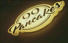 99 Pancakes - Atria Mall - Worli - Mumbai