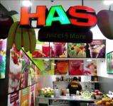 HAS Juices & More - R City Mall - Ghatkopar West - Mumbai