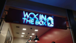 Wok In The Box - R City Mall - Ghatkopar West - Mumbai