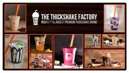 The Thickshake Factory - Brigade Road- Bangalore