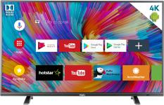 MarQ by Flipkart Dolby Certified Android (65 inch) Ultra HD (4K) Smart LED TV