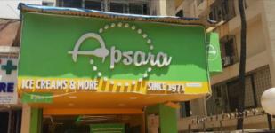 Apsara Ice Cream - Versova - Mumbai