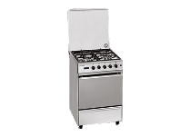 Faber Built-in Cooking Range Steel 4-burner Cooktop