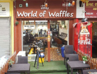 World Of Waffles - Mulund West - Mumbai
