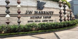 JW Cafe - JW Marriott Mumbai Sahar - Chakala - Mumbai