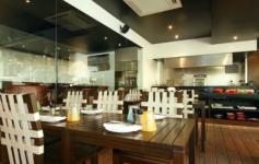 Mesa Bistro - Svenska Design Hotel - Lokhandwala - Mumbai