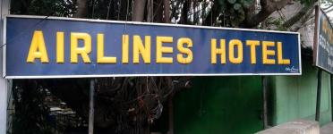 Airlines Hotel - Lavelle Road - Bangalore