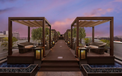 Q Bar - Hilton Hotel - Guindy - Chennai