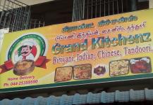 Grand Kitchenz - Park Town - Chennai